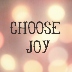 WEek 8 ~ Connect by using your joy filter